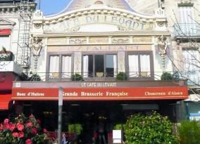 lambrequin de marquise brasserie